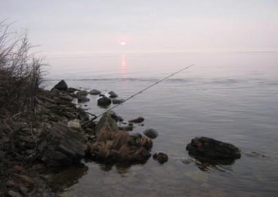 Донна ловля риби