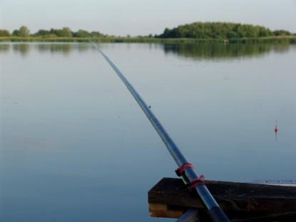 Ловля риби поплавковою вудкою
