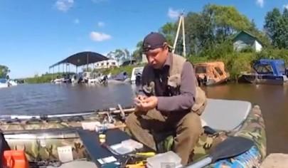 Рибальські хитрощі (відео)