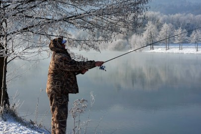 Термобілизна – необхідність для зимової рибалки