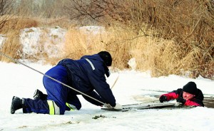 Правила поведінки на льоді
