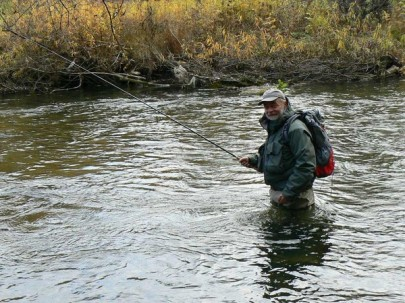 Вейдерси – знахідка для риболова
