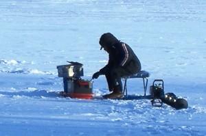 Спорядження для зимової рибалки